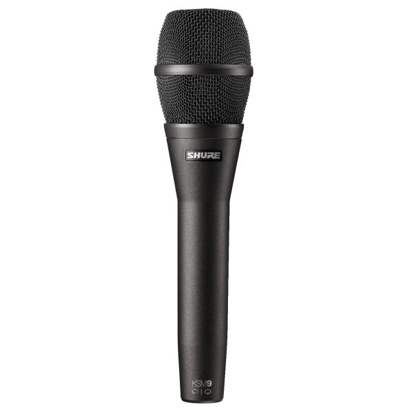 Shure KSM9/CG KSM Series Handheld Microphone (Charcoal Finish)