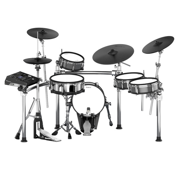 Roland 	TD50KVS Ultimate V-Drums Kit for Professional Recording