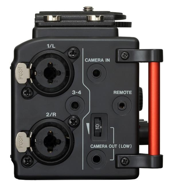 Tascam DR60DmkII Portable Digital Audio Recorder for DSLR Filmmaking
