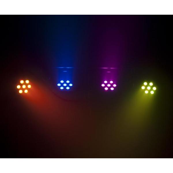 Chauvet Portable Tri-Color LED Wash Lighting w/D-Fi USB