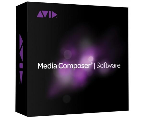 AVID Media Composer Perpetual License