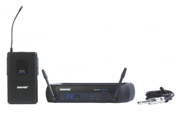 Shure PGXD14 guitar/bass wireless system