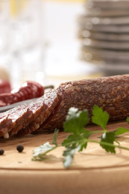 Hermann Wurst Haus Naturally Aged Summer Sausage