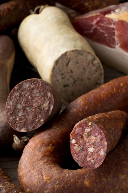 German Specialty Meats from the Hermann Wurst Haus