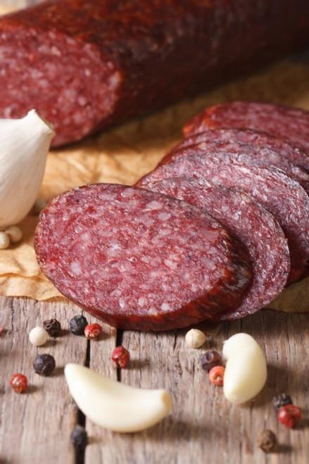 Summer Sausage - Bologna Meat - Salami | Hermann Wurst Haus
