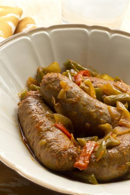 Hermann Wurst Haus Cajun-Style Boudin Sausage