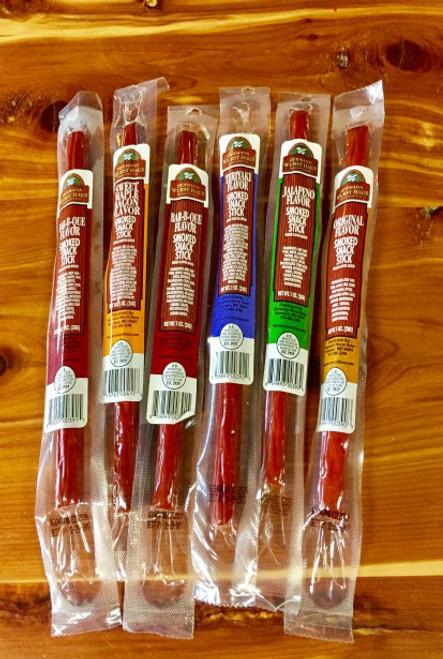 Hermann Wurst Haus Snack Sticks