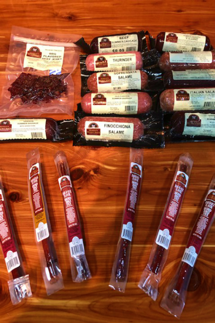 Summer Sausage Curbside Bundle