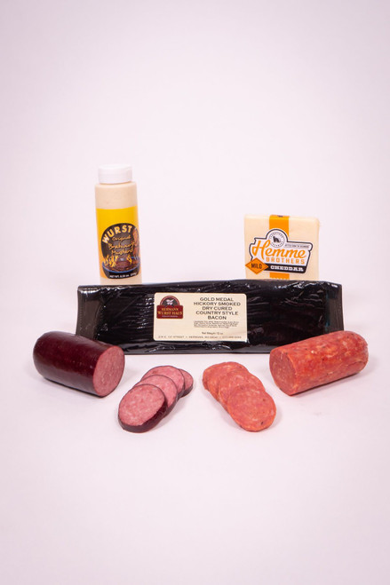 Country Bacon Wurst Box