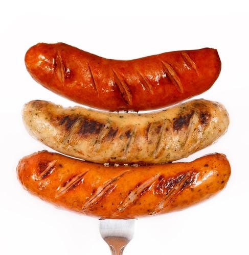 Bratwurst Variety