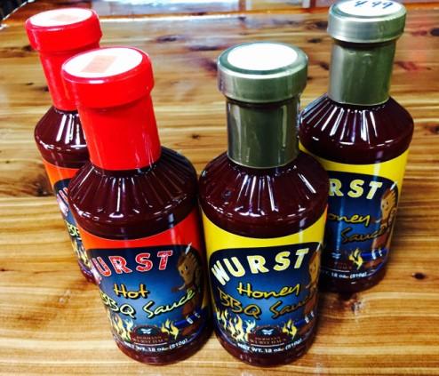 Wurst Haus Sauces