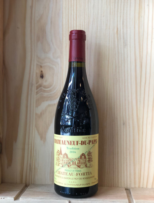 2016 Chateau Fortia Chateauneuf du Pape Tradition
