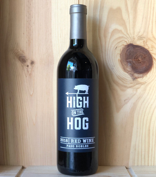 2018 McPrice Myers High on the Hog Red Blend