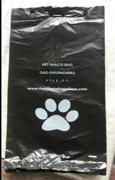 Dog Waste Bags fits MuttMitt Paw Pal,Dogpoopbags non oem refills  PWB1000F    Hanging two hole style dispensers