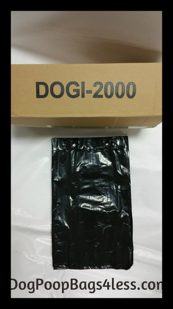 PWB-DOGI-2000 Dogi-Dogi Style Refill pet Waste disposal bags ( non OEM replacments ) PWB-DOGI-2000