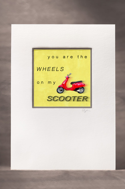 Scooter WV16