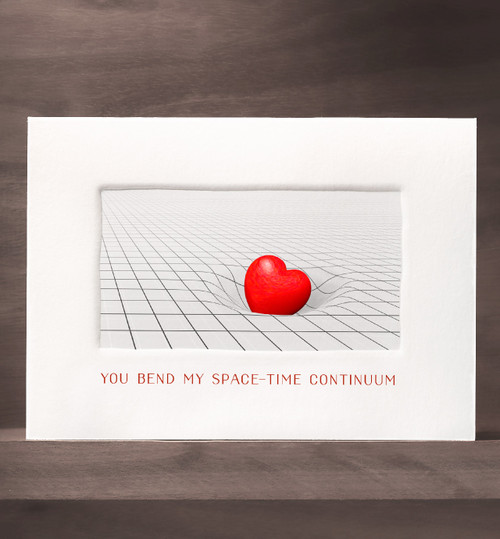 Space-Time Heart  AF10