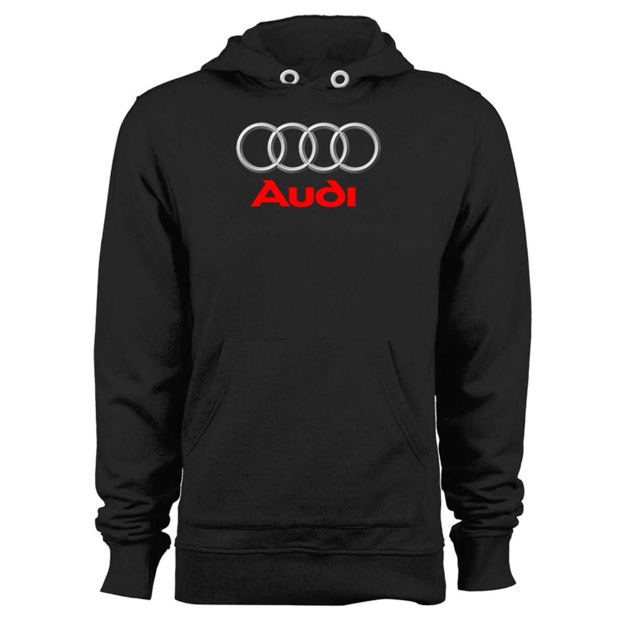 Audi Car Logo Hoodie