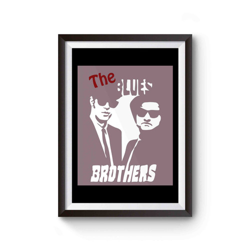 The Blues Brothers Poster Poster