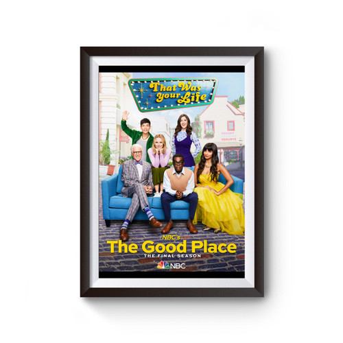 The Good Place Tv Series Poster