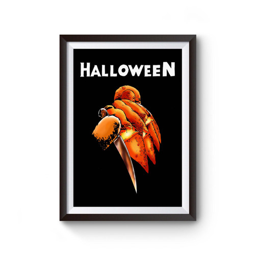 The Horrors Of Halloween Poster