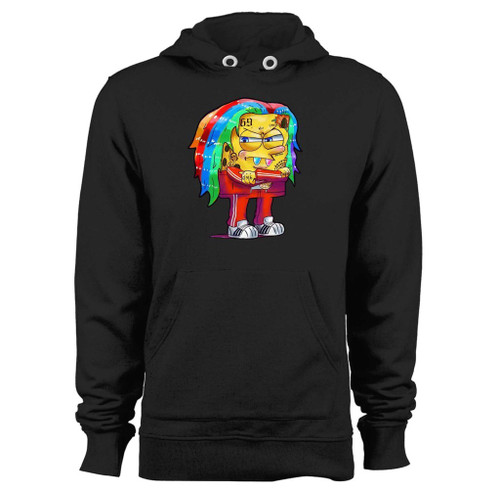 Was created with comfort in mind, this tekashi 69 6ix9ine spongebob hoodie lighter weight is perfect for any activity. Teams and groups love this hoodie for its affordable price and variety of colors.