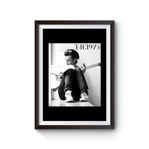 The 1975 Matt Healy Poster