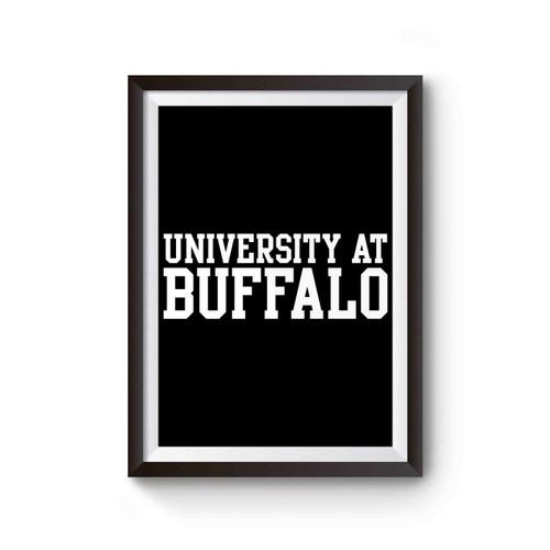 University At Buffalo Basic Block Poster