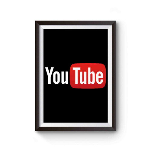 Youtube Logo Poster