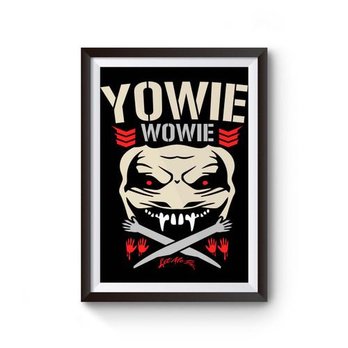 Yowie Wowie Logo Poster