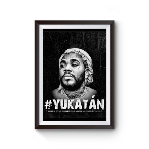 Yukatan Kevin Gates Poster