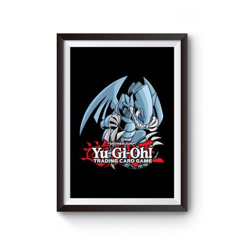 Yu Gi Oh Blue Dragon Poster