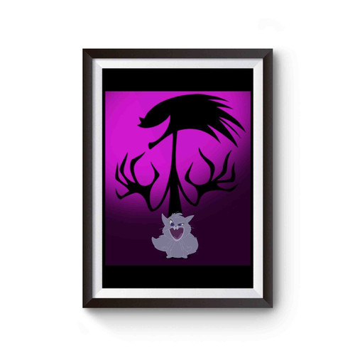 Yzma I Win Emperor's New Groove Movie Poster