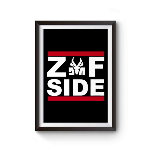 Zef Side Die Antwoord South Africa Rap Rave Music Afrikaans Poster