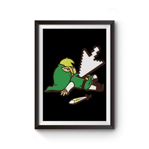 Zelda Deadlink Poster
