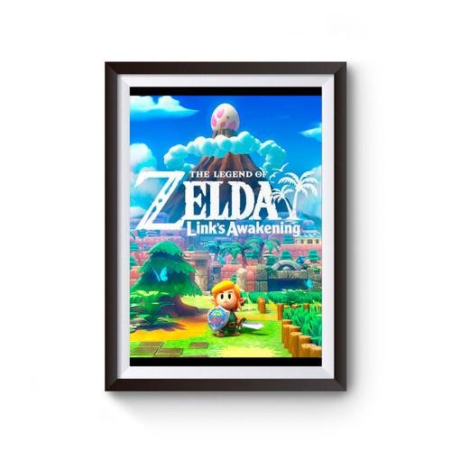 Zelda Links Awakeing Poster