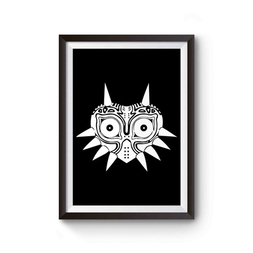 Zelda Majoras Mask Poster