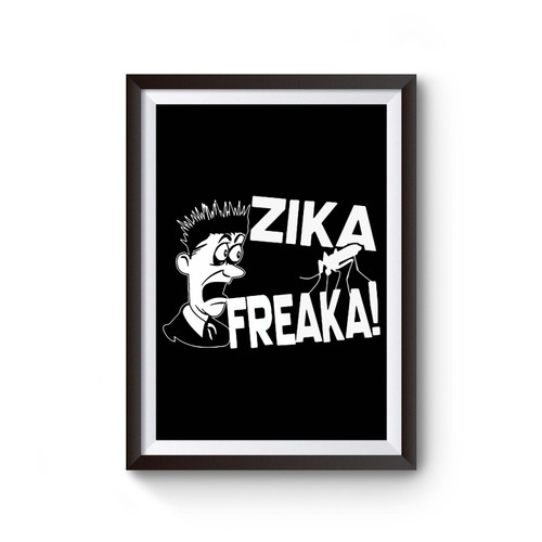 Zika Freaka! Poster