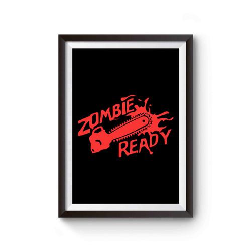 Zombie Ready The Walking Dead Poster