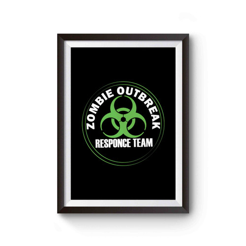 Zombie Response Team Hunger Games Poster