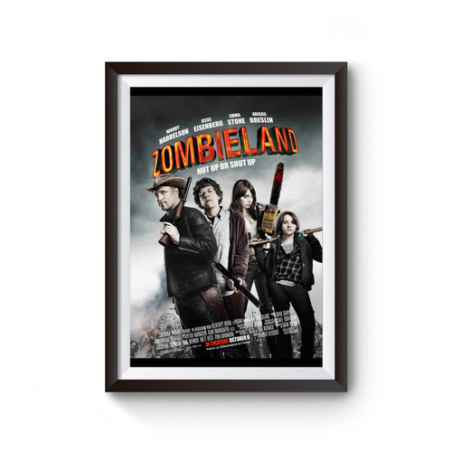 Zombieland Cover Movie Poster