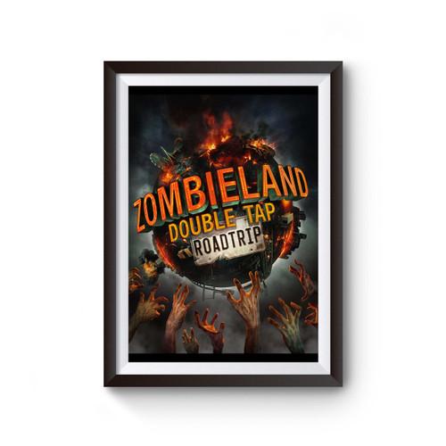 Zombieland Double Tap Roadtrip Poster