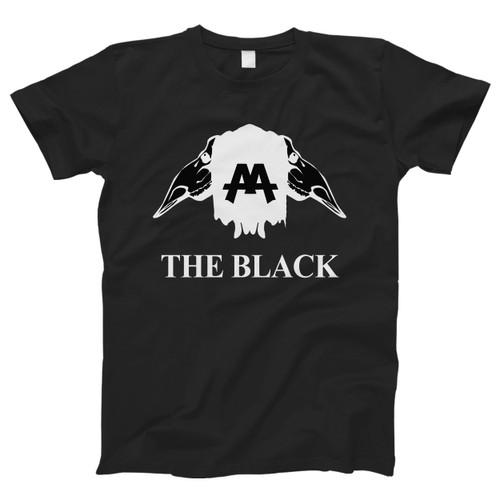 Asking Alexandria The Black Aa Twin Men T Shirt
