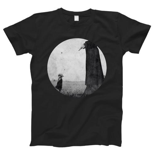 Asking Alexandria The Black Album Rounded Men T Shirt
