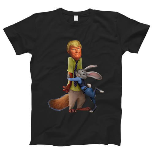 Funny Trump Zootopia Men T Shirt