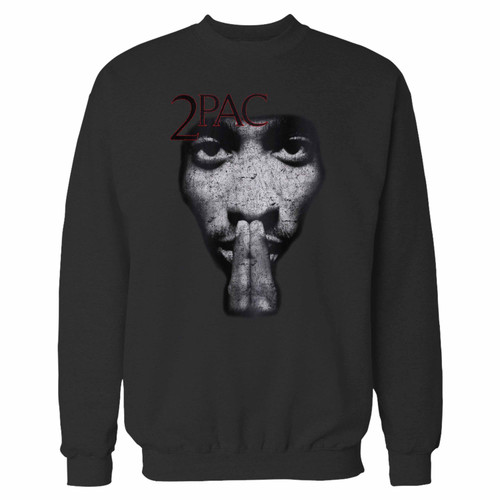 Your 2pac r u still down remember me crewneck sweatshirt just got an update. This super comfortable and lighter weight crewneck will become your favorite go-to sweatshirt. The cozy spandex cuffs and waistband make this pill-resistant sweatshirt a fan favorite.And your group will look and feel their best in this premium ringspun cotton crew.
