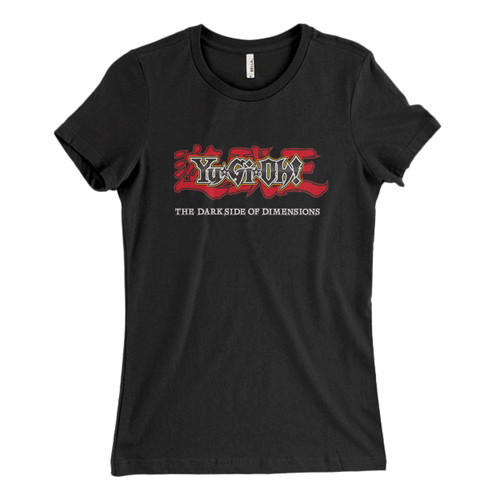 These are Yugioh The Darkside Of Dimensions Cover Women T Shirt that are cute tied to the side or paired with a cardigan or jacket for a more styled look. So comfy and classic, they are sure to make your vacation extra magical.