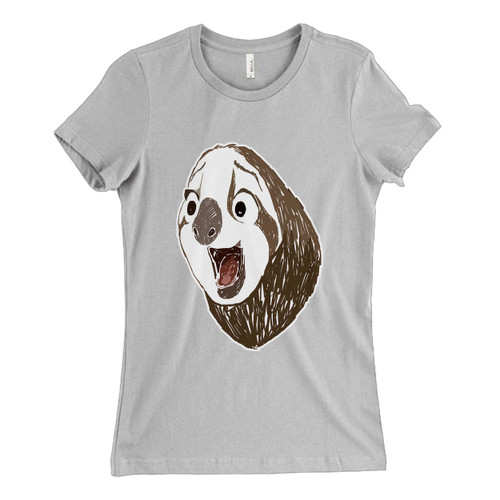 These are Zootopia Flash Face Women T Shirt that are cute tied to the side or paired with a cardigan or jacket for a more styled look. So comfy and classic, they are sure to make your vacation extra magical.