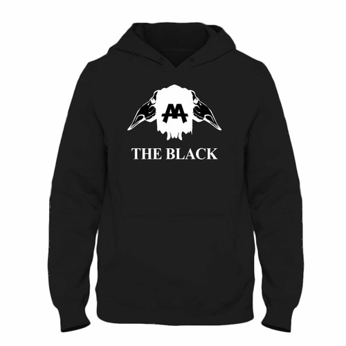 Was created with comfort in mind, this Asking Alexandria The Black Aa Twin Hoodie lighter weight is perfect for any activity. Teams and groups love this hoodie for its affordable price and variety of colors.
