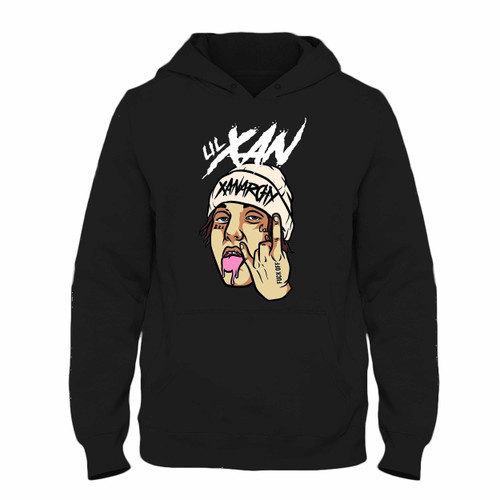 Was created with comfort in mind, this Lil Xan Xanarchy Lil Peep Hip Hop Hoodie lighter weight is perfect for any activity. Teams and groups love this hoodie for its affordable price and variety of colors.